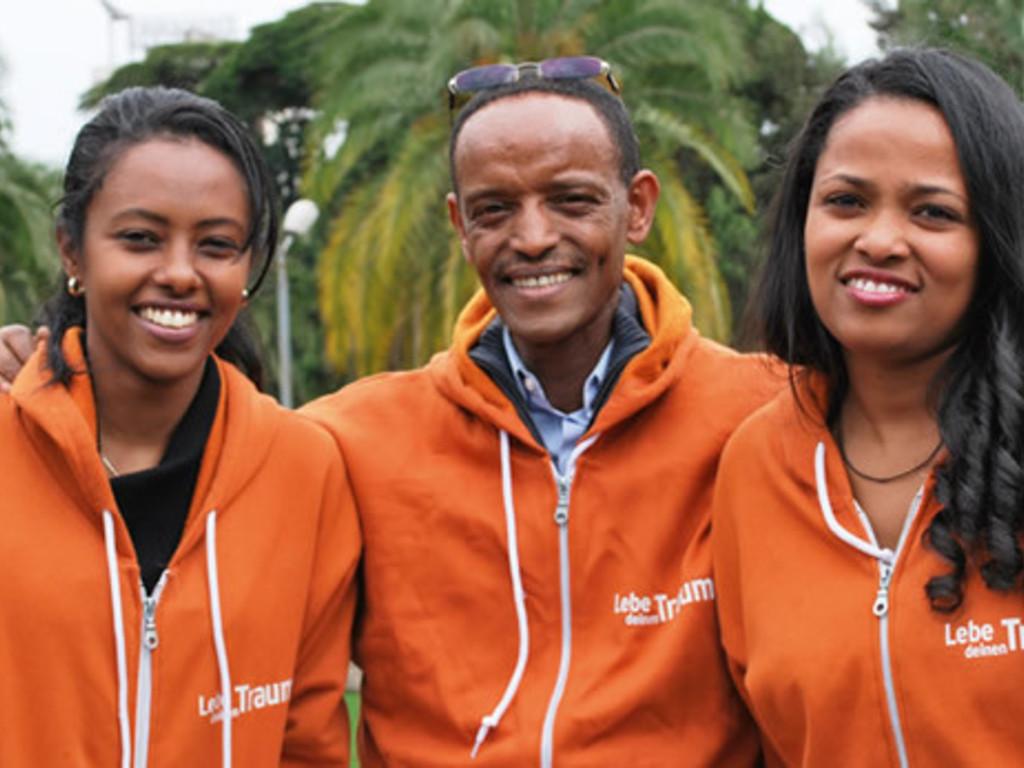 Unser Team in Äthiopien