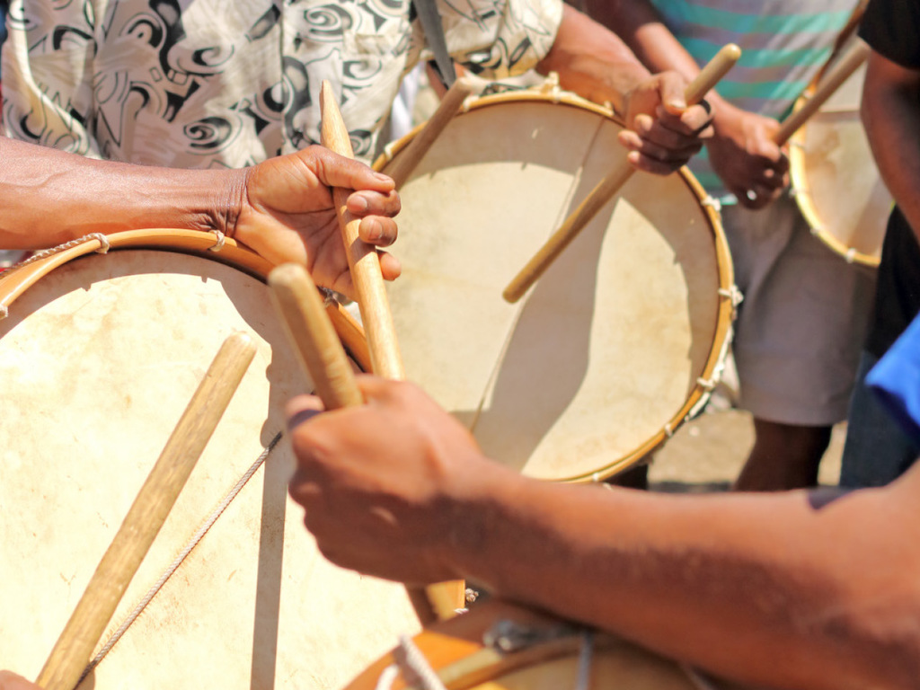 Mindelo: Besuch bei einem Instrumentenbauer, Nachmittag frei