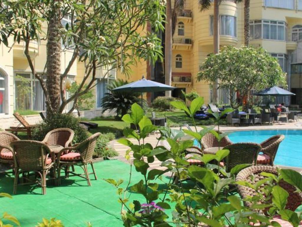 Hotel Soluxe *** in Gizeh