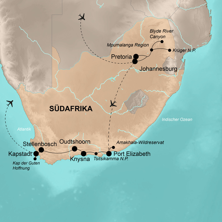 Südafrika –