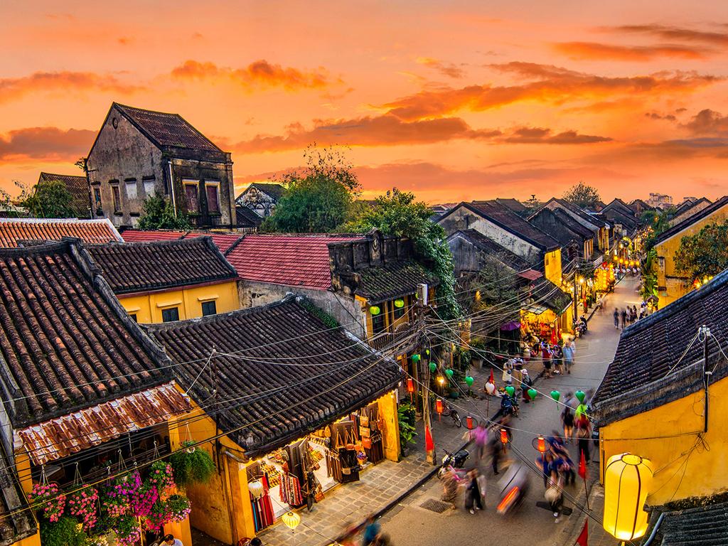 Hoi An: Stadtbesichtigung Hoi An, Nachmittag frei