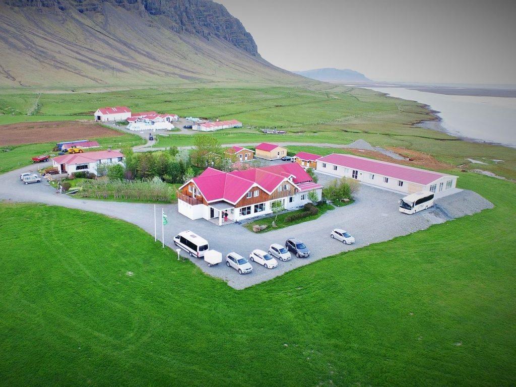 Farmhouse Gerdi  beim Vatnajökull Nationalpark