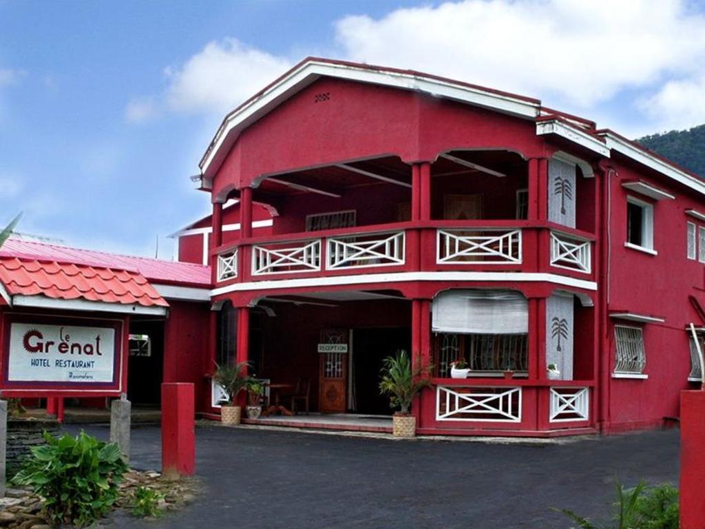 Hotel Le Grenat ** in Ranomafana