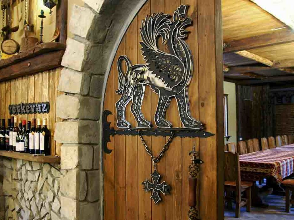 Weinfabrik in Voskevaz