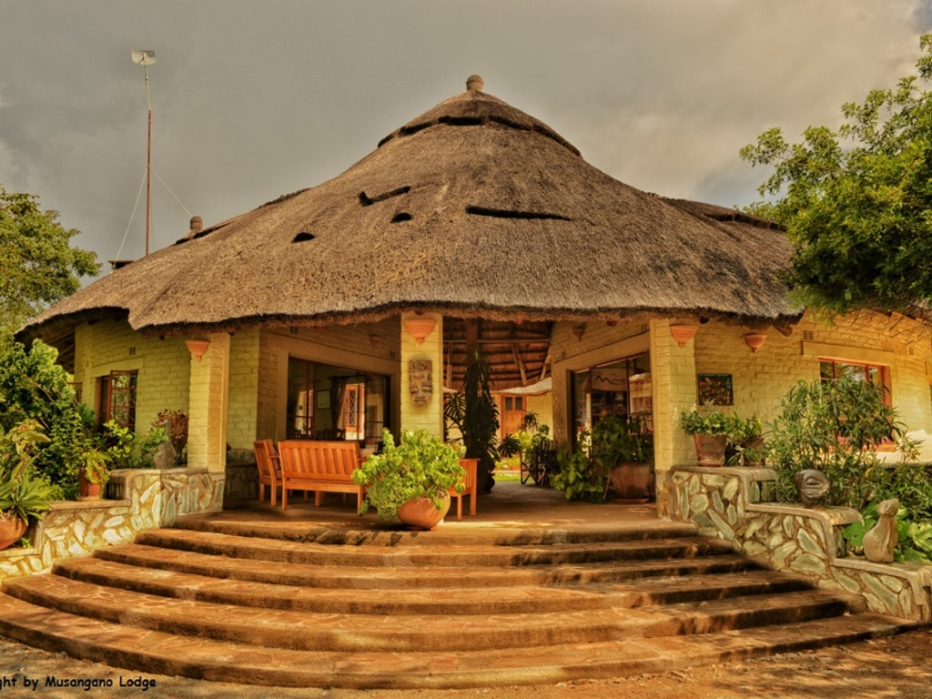Musangano Lodge *** in am Nyanga Mountains-Nationalpark