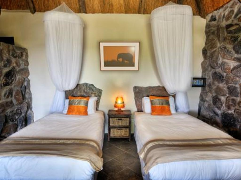 Thamalakane River Lodge ***(*) in Maun