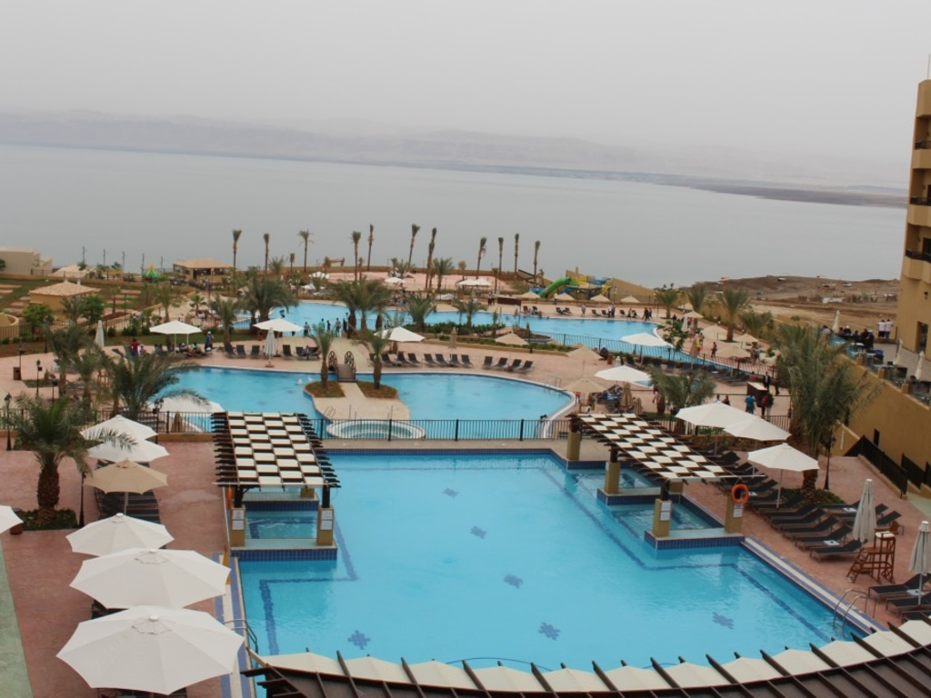 Grand East Hotel Resort & Spa Dead Sea **** in Totes Meer