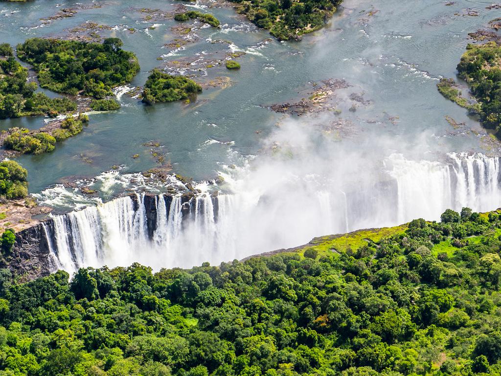 Victoria Falls: Tag zur freien Verfügung