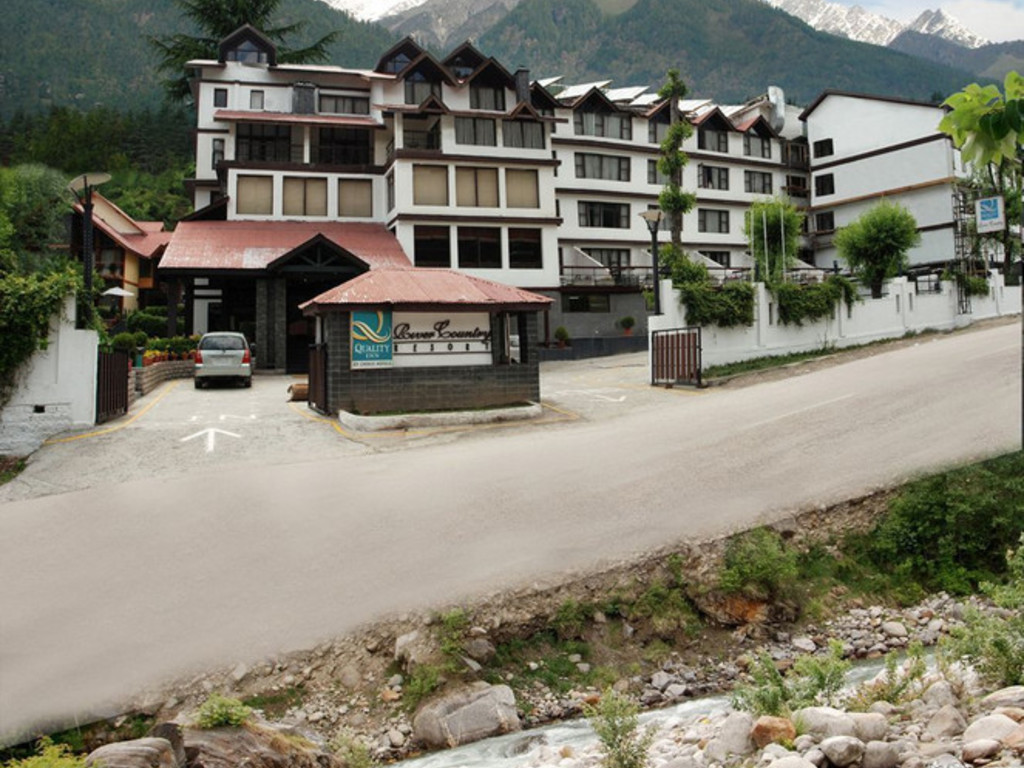 Quality Inn River Country *** in Manali