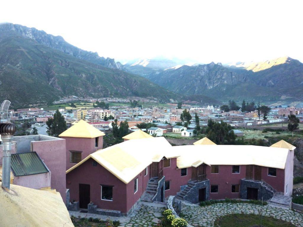 Hotel Pozo del Cielo *** am Colca Canyon