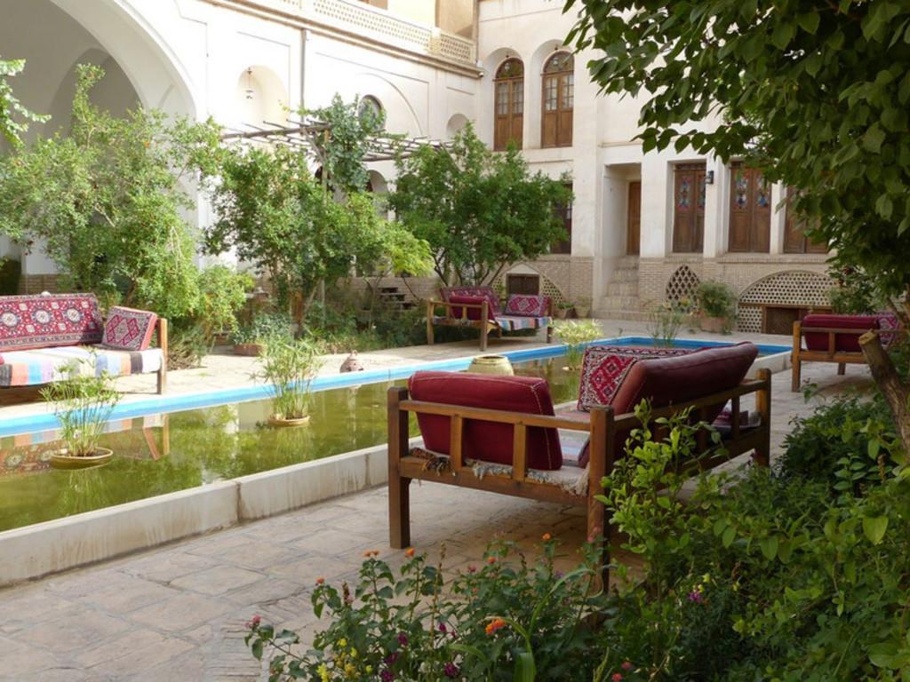 Hotel Ehsan **(*) in Kashan