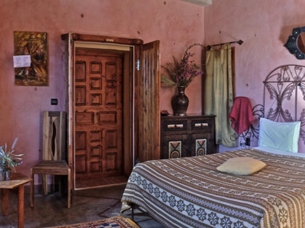 Kasbah-Hotel Ecolodge Sawadi *** in der Oase Skoura