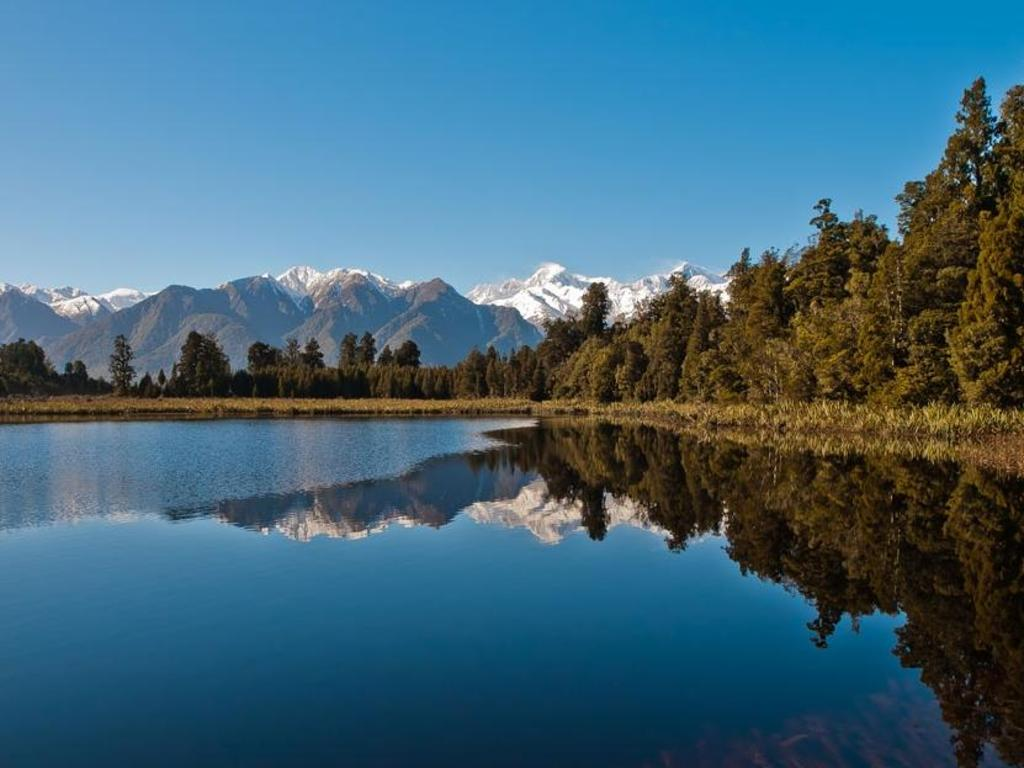 Lake Matheson Motels *** in Fox