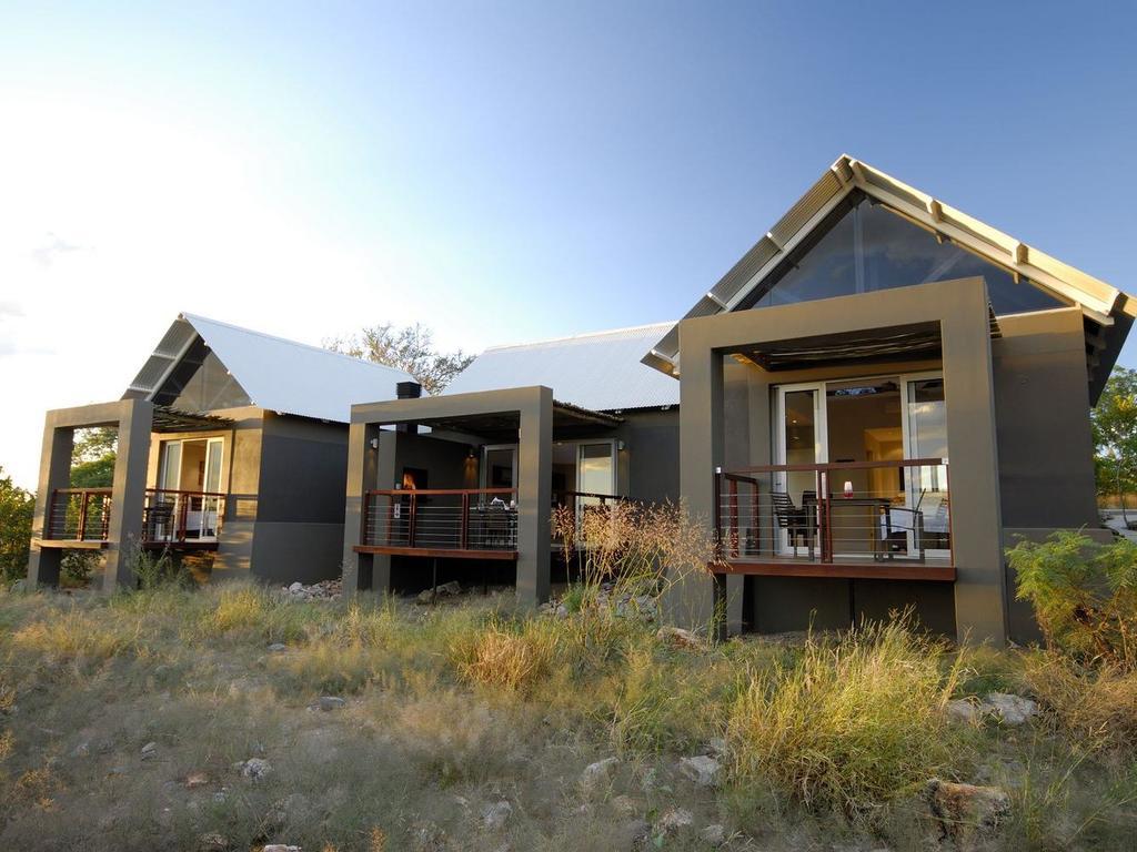 Kupferquelle Resort *** bei Tsumeb
