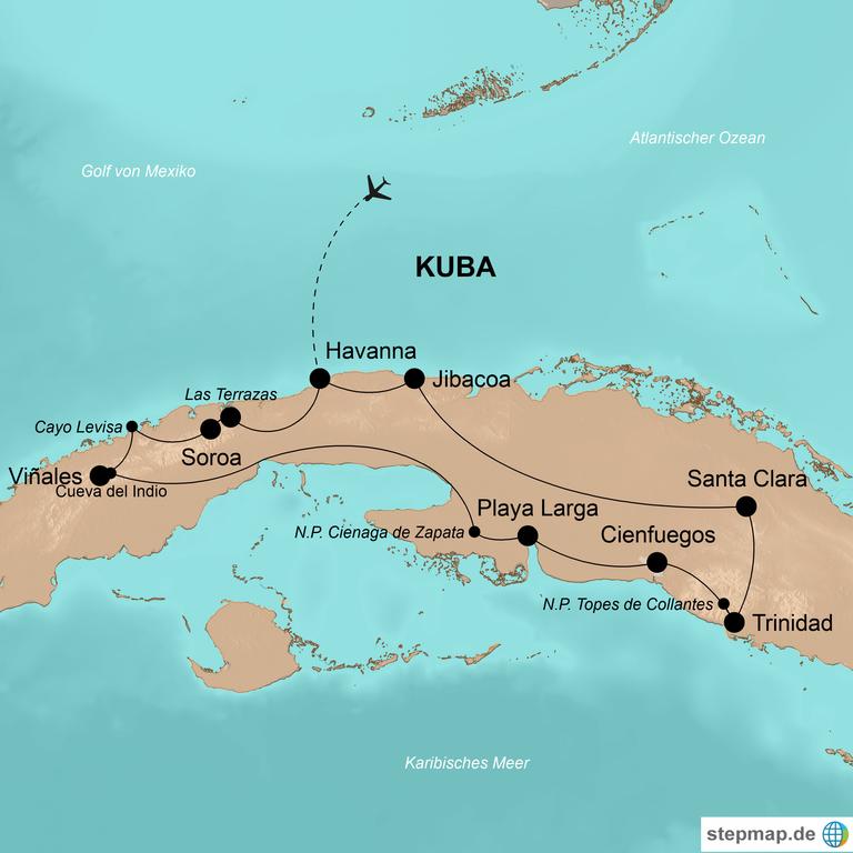 Kuba – Familienabenteuer auf der Zuckerinsel