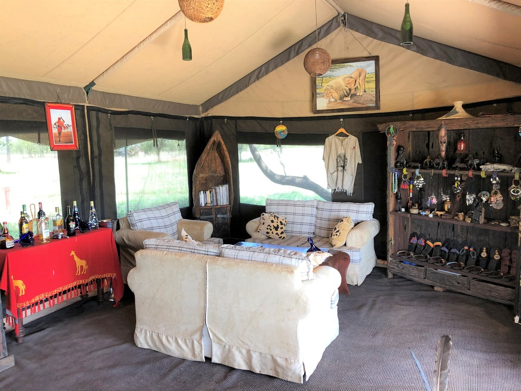 Bush Tented Camp **** in Serengeti-Nationalpark