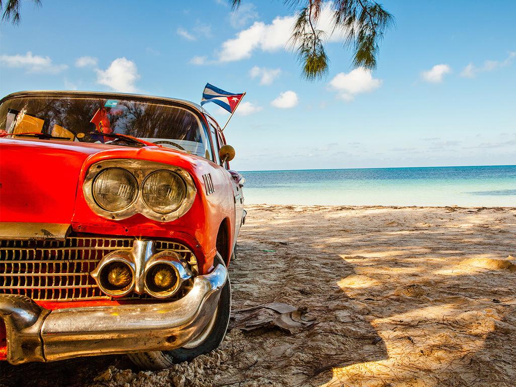 Santo Domingo – Bayamo – Santa Lucia: Fahrt zum Strand in Santa Lucia, unterwegs Stopp in Bayamo mit Stadtrundgang, am Nachmittag Zeit zum Baden