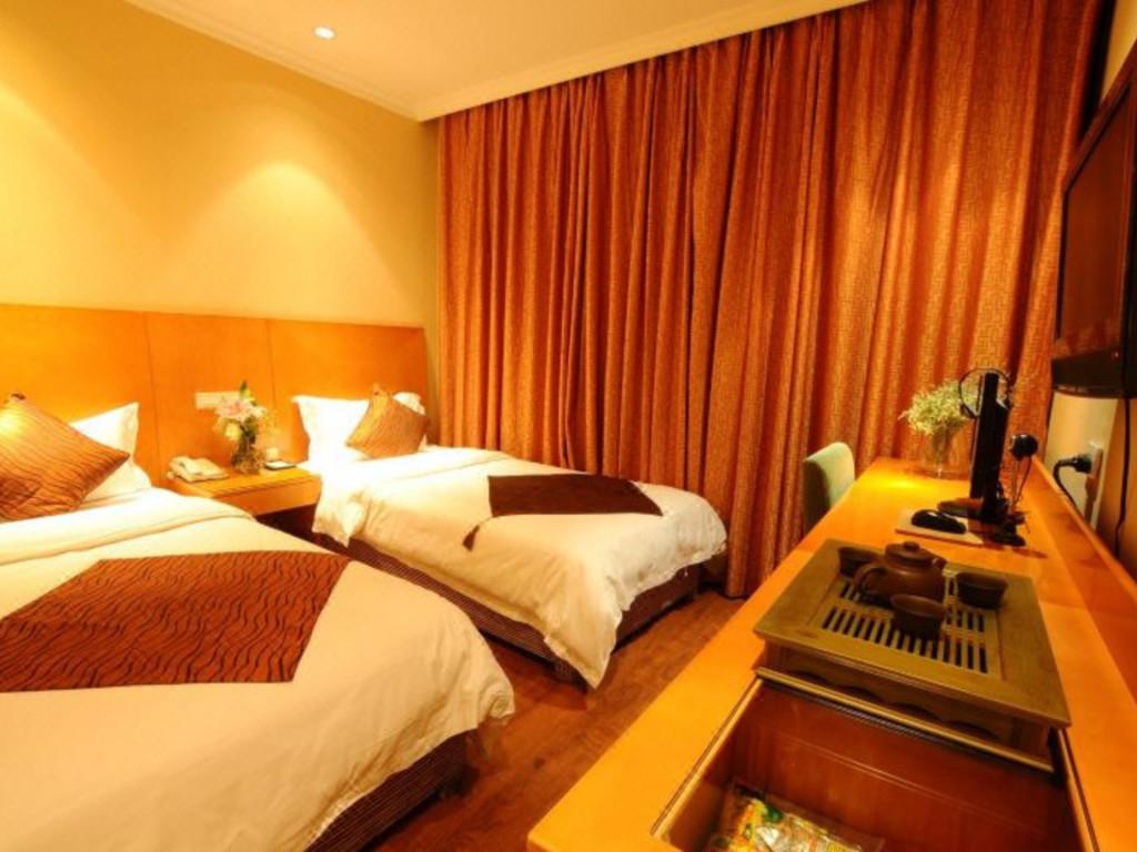 Hotel Taiji Business**(*) in Chengdu