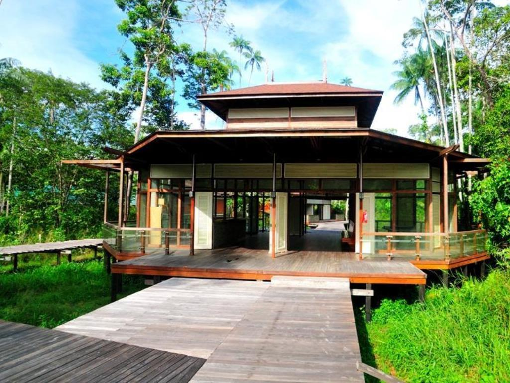 Kinabatangan Wetlands Resort ***(*) in Kinabatangan
