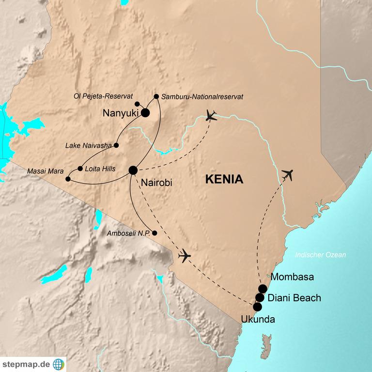 Kenia –