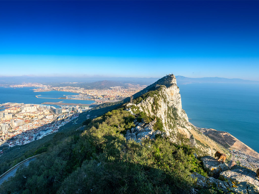 Málaga – Gibraltar – Algeciras: Ausflug ins britische Hoheitsgebiet Gibraltar