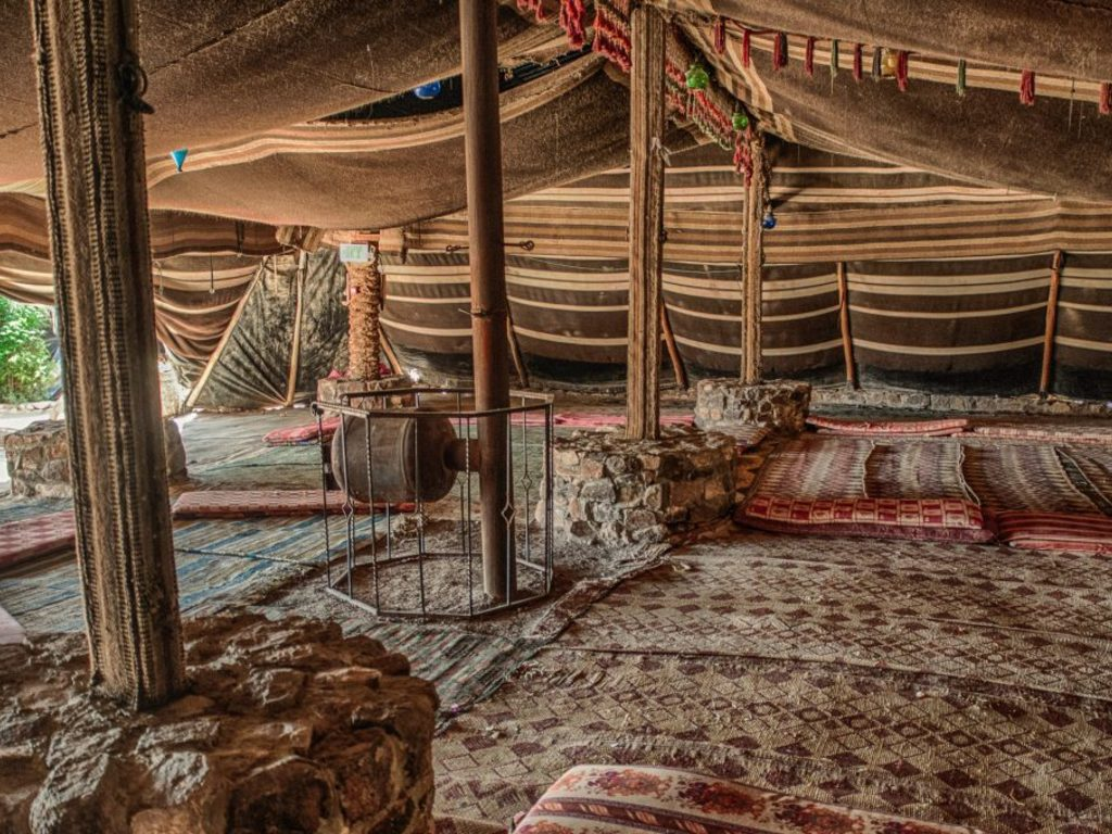 Kfar Hanokdim Wüstencamp  in Kfar Hanokdim