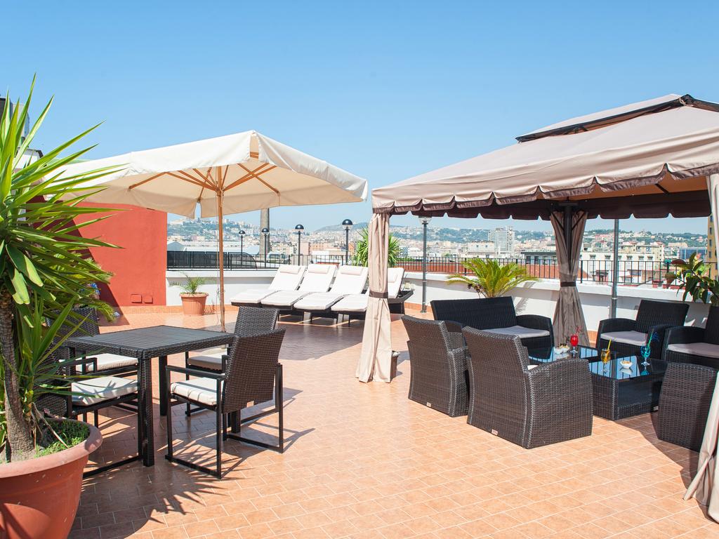 Hotel Tiempo *** in Neapel