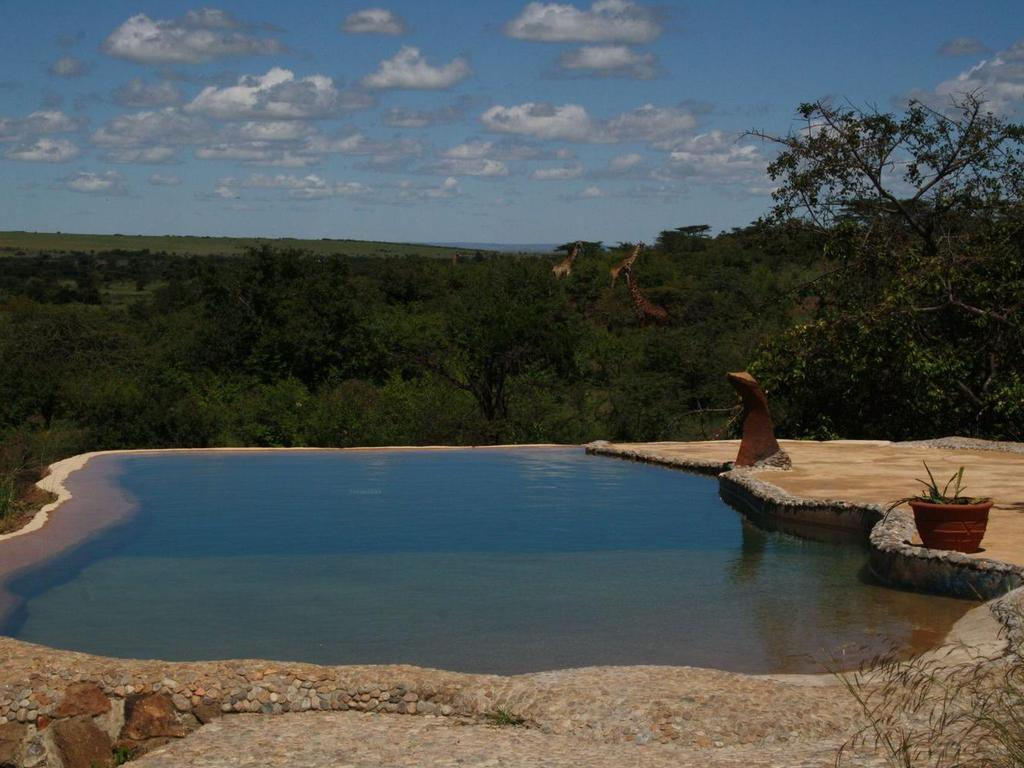 Amani Mara Lodge ***(*) am Masai Mara-Nationalreservat