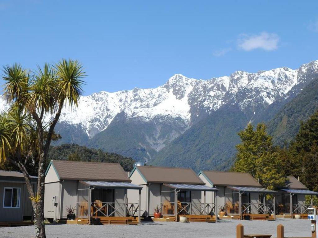 Fox Glacier Top 10 Holiday Park ** in Fox