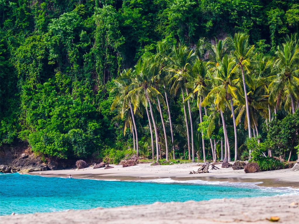 Nusa Lembongan – Nusa Penida – Nusa Lembongan: schwimmen mit Mantarochen, entspannen in der Bucht Crystal Bay
