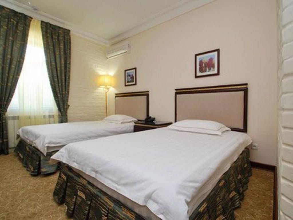 Hotel Sharq**** in Taschkent