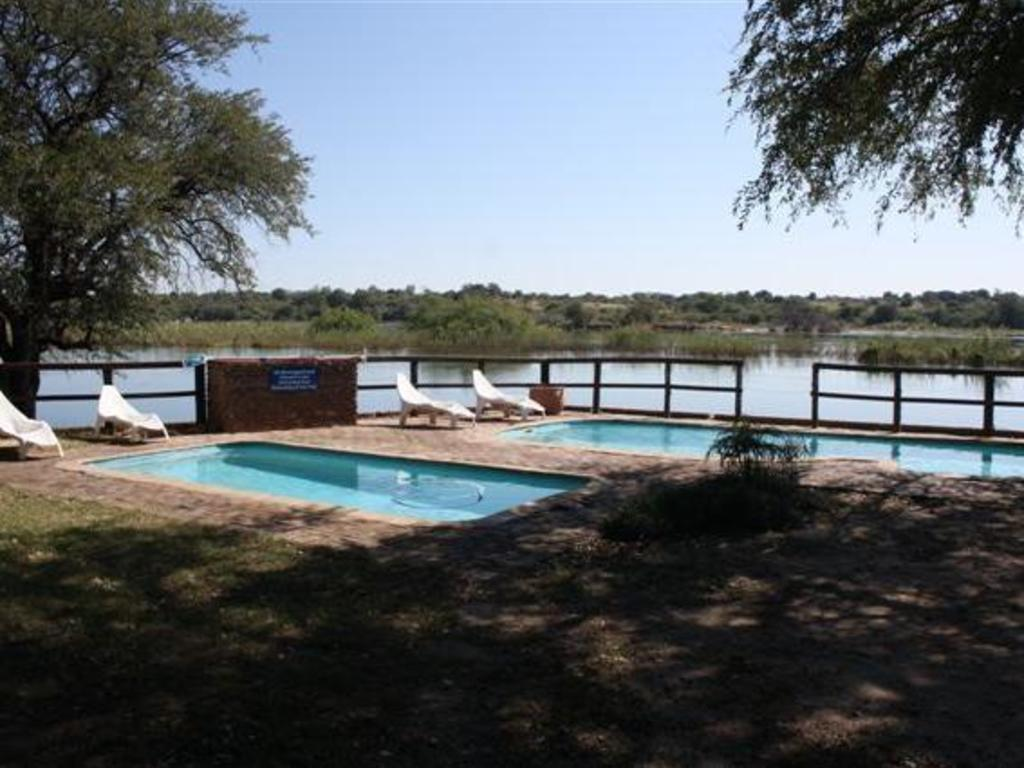 Kaisosi River Lodge *** am Kavango-Fluss bei Rundu