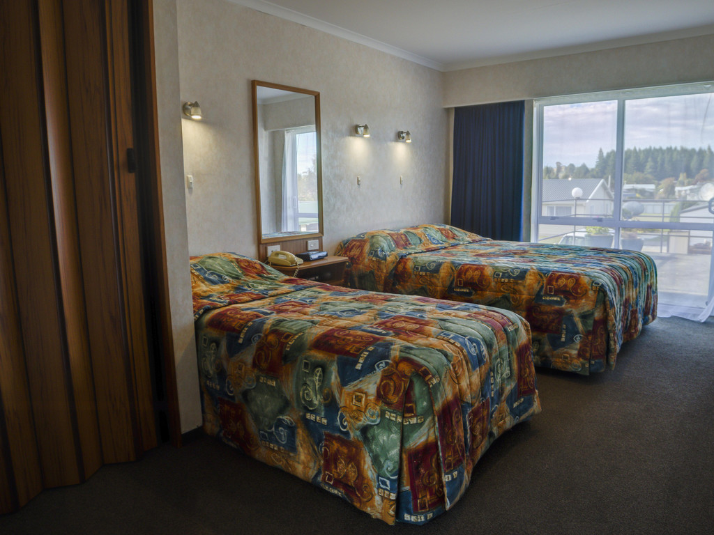 Parksland Motel *** in Te Anau