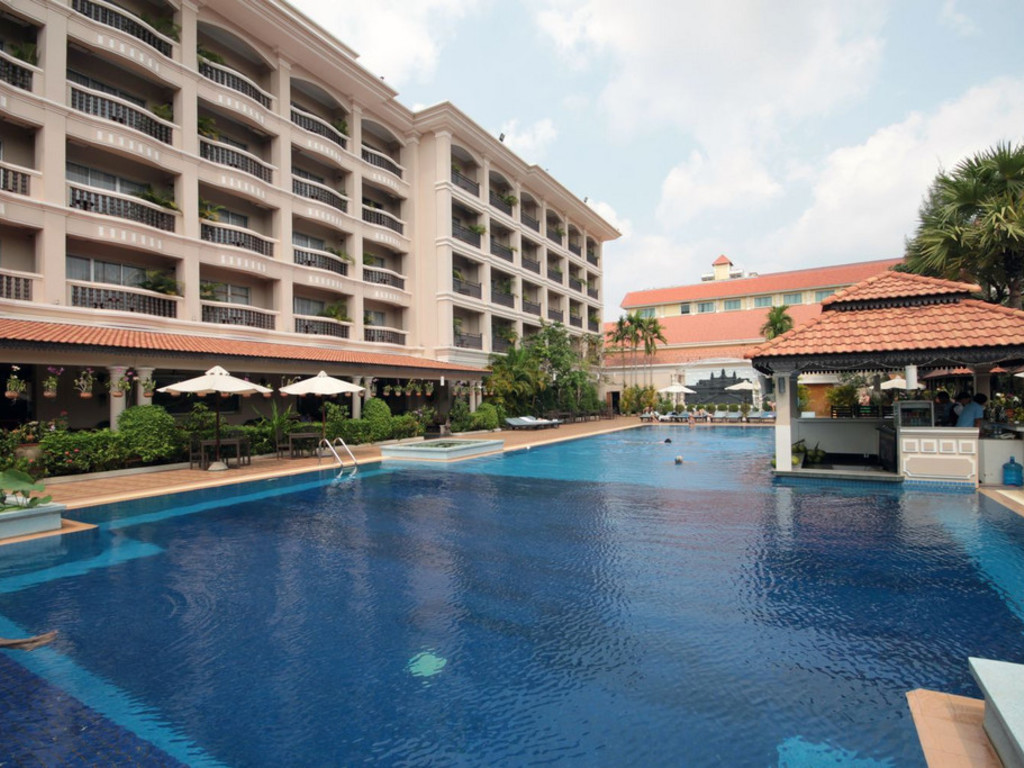 Hotel Somadevi Angkor**** in Siem Reap