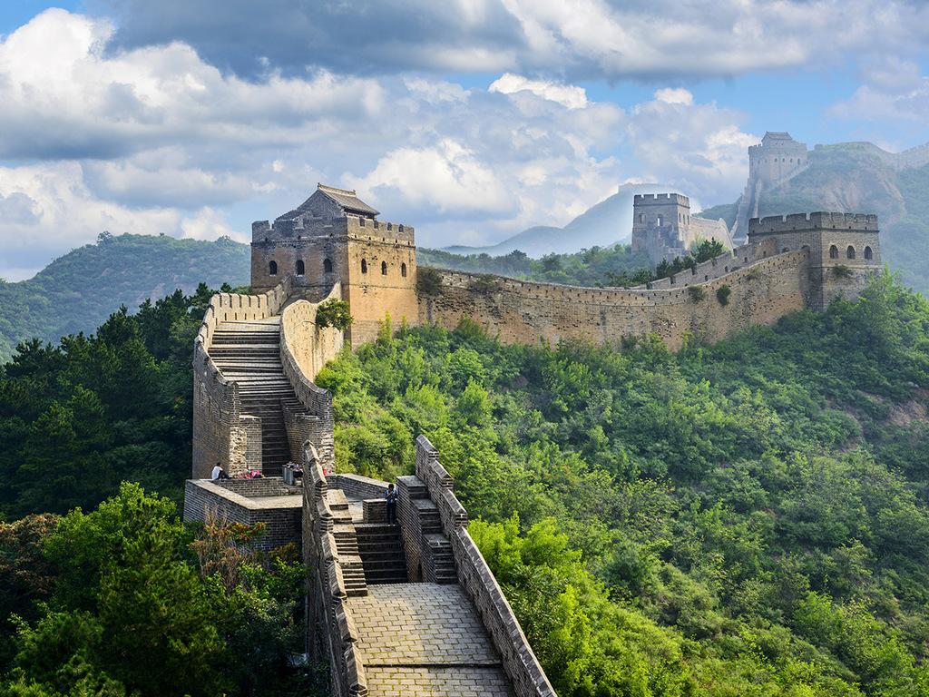 Beijing – Gubeikou : Große Mauer Jinshanling-Abschnitt Wanderung nach Simatai, Dumpling-Kochen