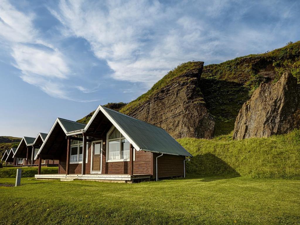 Vik Cottages *** in Vik