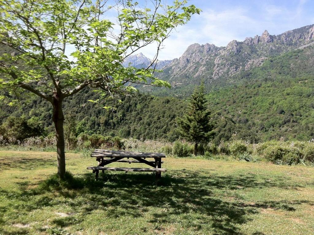 Camp Peridundello bei Venaco