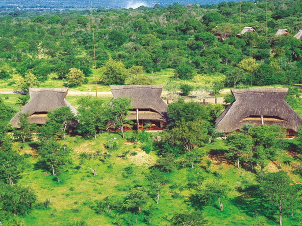 Lokuthala Lodge *** in Victoria Falls
