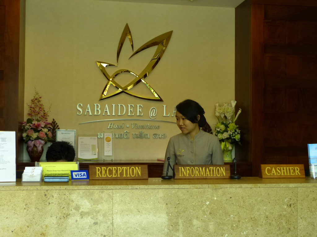 Sabaidee@Lao ***(*) in Vientiane