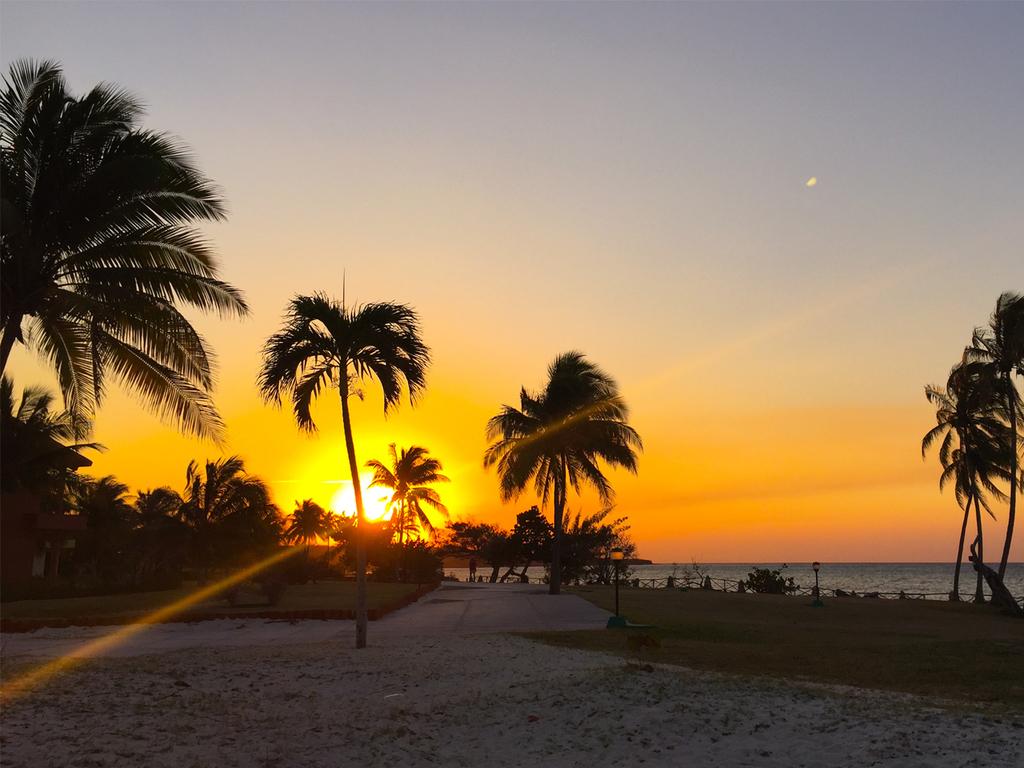 Guardalavaca: freier Tag am Strand