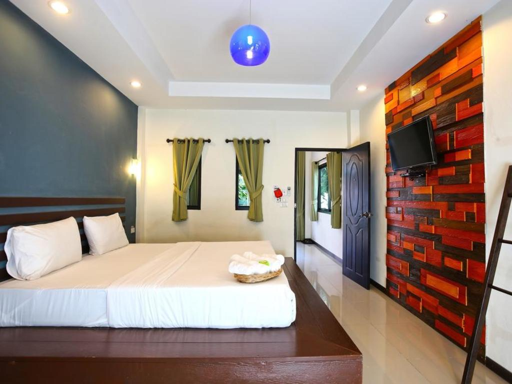 Baan Suan Leelawadee Resort *** in Nan
