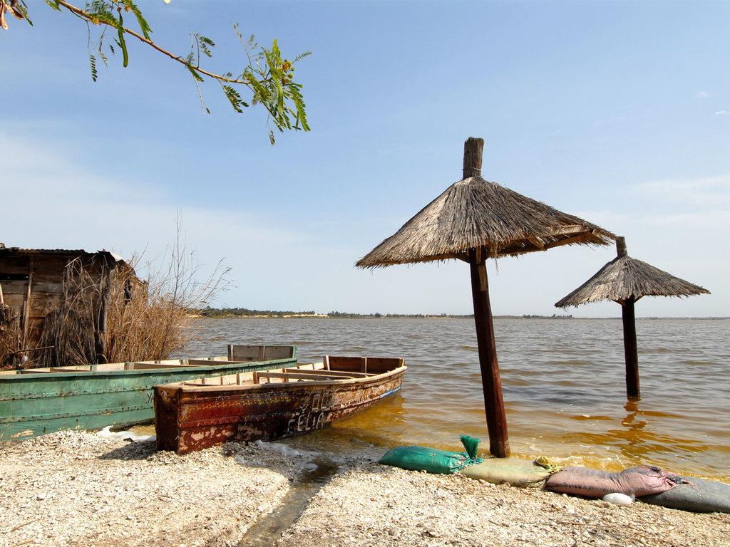 Cap Skirring: Besuch Diola-Museum Sangawatt, nachmittags Freizeit am Strand