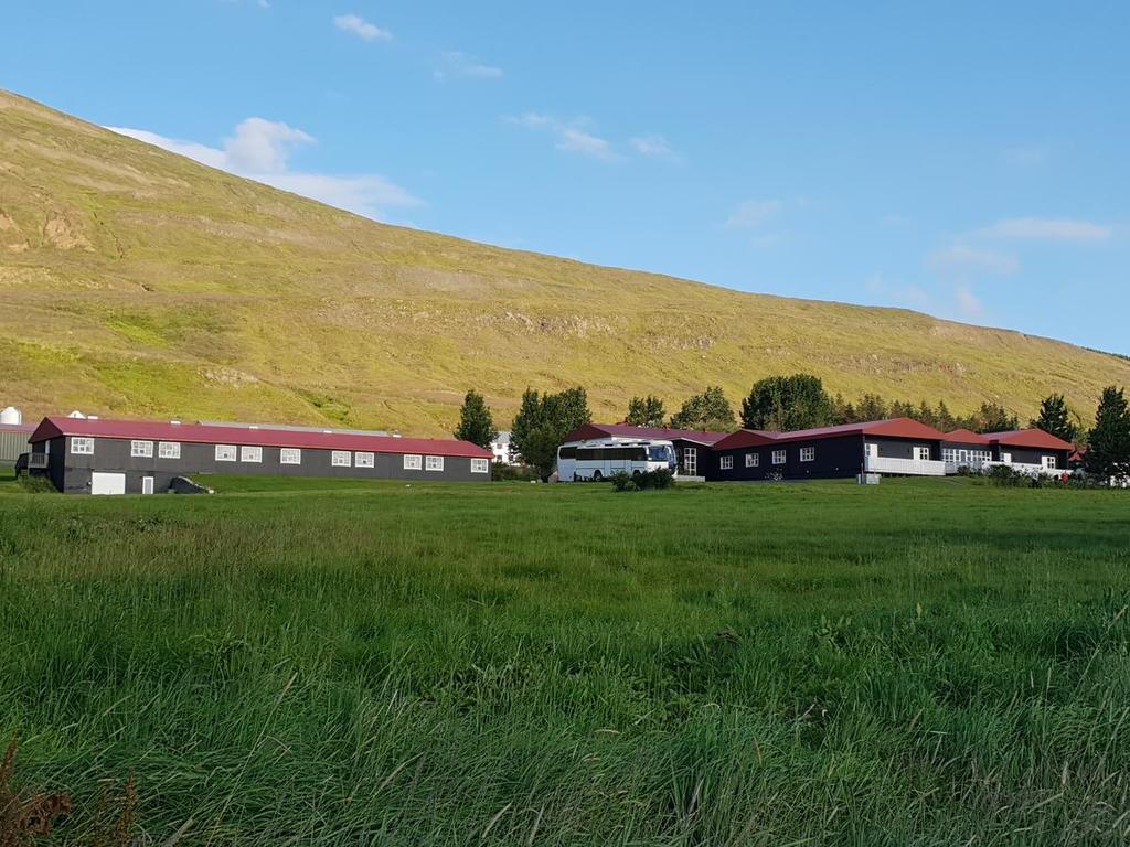 Hótel Sveinbjarnargerdi *** in Svalbarðsstrandarhreppur bei Akureyri