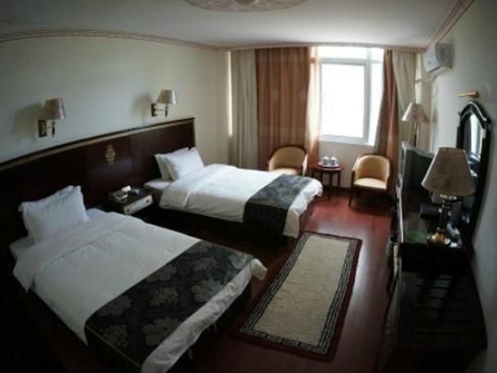 Hotel Yeti*** in Gyantse