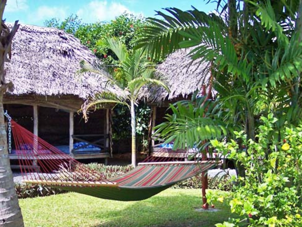 The Samoan Outrigger Hotel ** in Apia