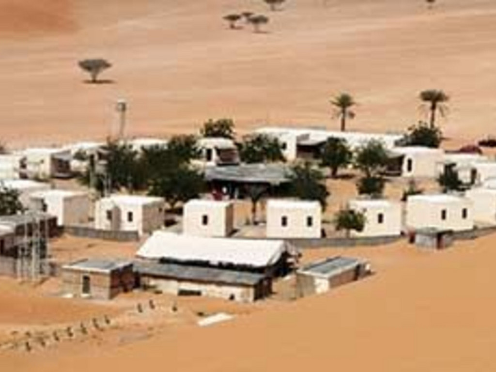 Sama Al Wasil Camp   in den Wahiba Sands