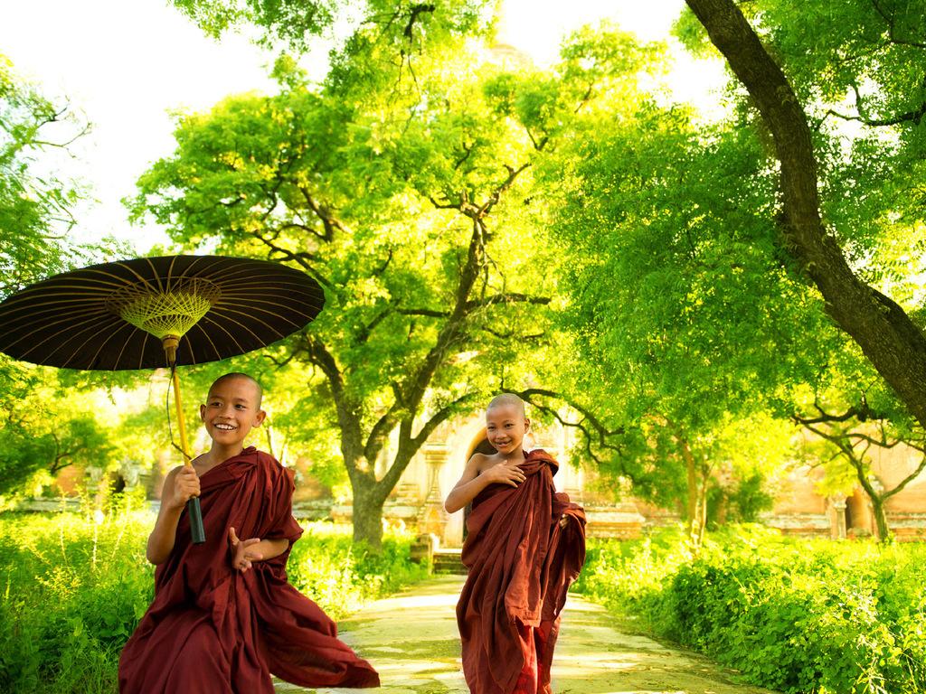 Mandalay: Mahamuni-Pagode, Mingun-Pagode, Shwenanadaw-Kloster, Teestube, U Bein-Brücke in Amarapura