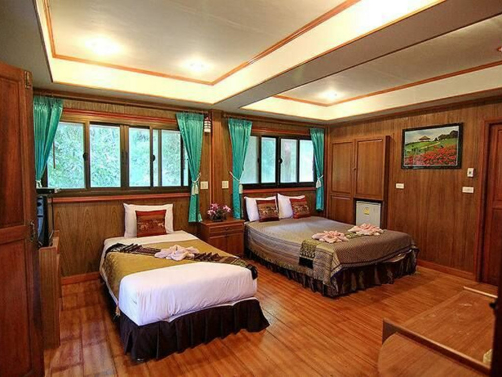 Khao Sok Rainforest Resort *** im Khao Sok-Nationalpark