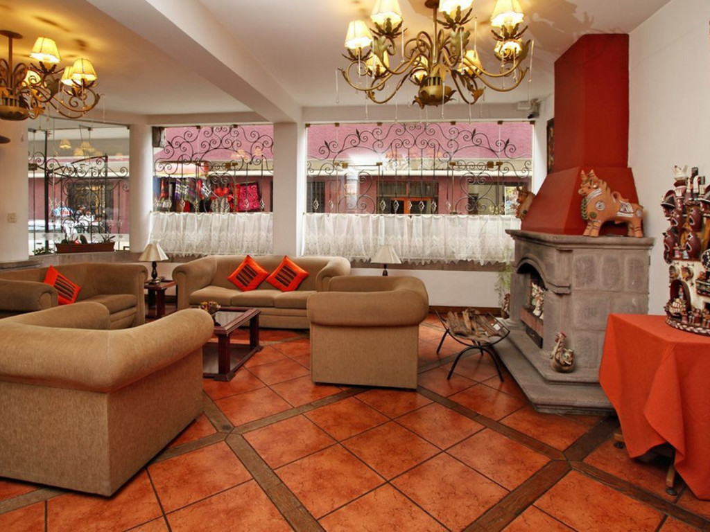 Hotel Hacienda Puno Plaza *** in Puno