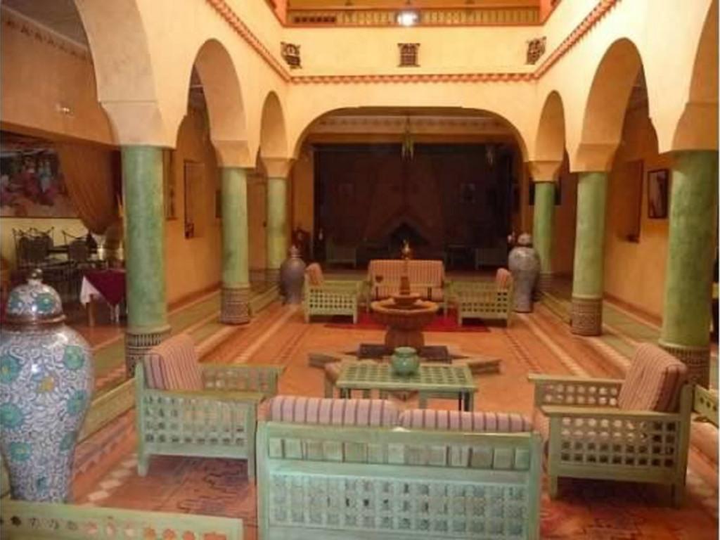 Kashbah-Hotel Lamrani ***(*) in Tinerhir